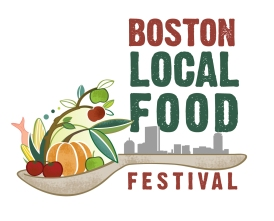 Boston Local Food Festival logo