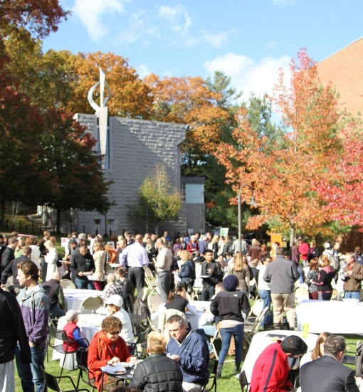 Babson Food Day_Market_2013
